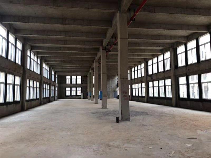 全长沙唯一两层独栋厂房,准现房出售。7.2米层高