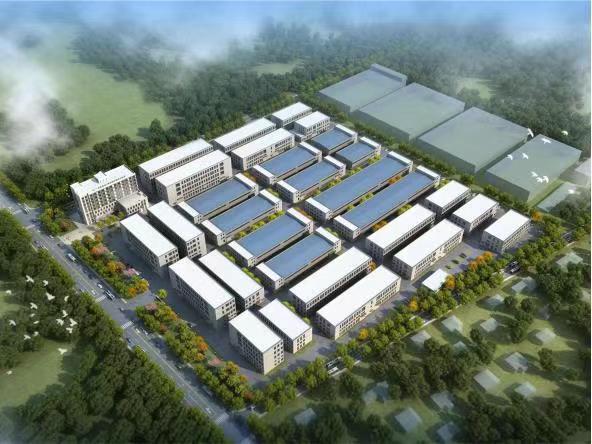 常德经开区,两层框架式独栋厂房,一栋一企业,首层8.1米