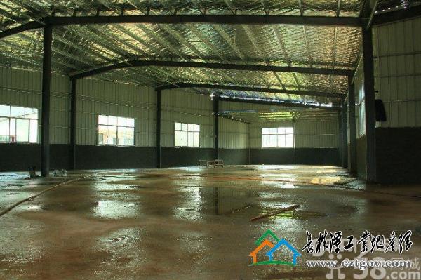 搭建钢结构厂房560平米